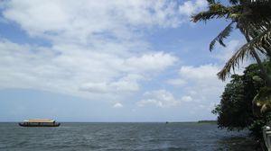 Sailing through the backwater