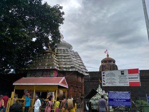 Lingaraj Temple Bhubaneswar 1/undefined by Tripoto