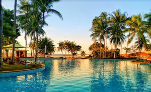 luxury staycation at Bintan Lagoon resort #staycation