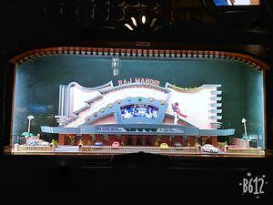 #besttravelpictures Replica of Raj Mandir inside Raj Mandir Theatre