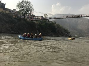 The Rishikesh Experience - Rafting and et cetera ! All you need to know for a weekend getaway.