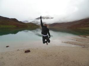 Trek to Chandratal Lake
