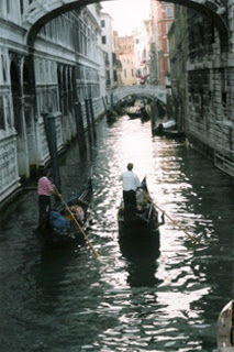 The Floating Paradise - Venice & other Italian Delights