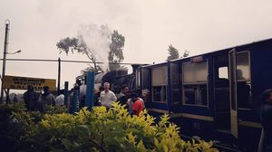 The Nilgiri Mountain Railway, Ooty - 17/11/2018 (Mettupalayam - Ooty via Coonoor)