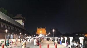Sree Padmanabha Swamy Temple, Trivandrum, Kerala