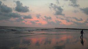 Kozhikode beach