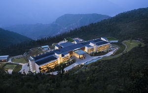 A perfect hilly hideout for family getaways at JW Marriot Mussoorie
