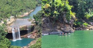 In search of two hidden treasures of North East India!