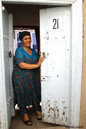 House No 21, the pride of Bukhara