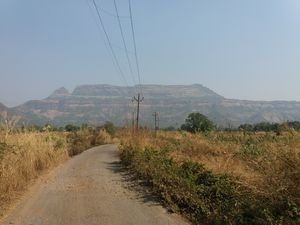 Mighty Prabalgad Fort and Deadly Kalavantin Peak