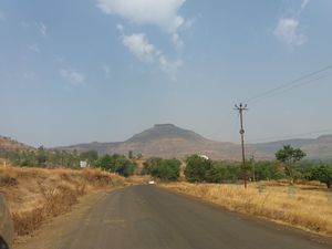 Pandavgad - A privately owned fort