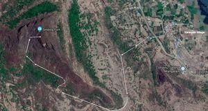Sindola Fort – Overlooking beautiful dam