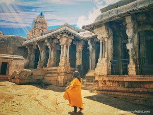 Day trip to Lepakshi from Bangalore - An architectural marvel ·MAP CAMERA TRAVEL#southindiaitinerary