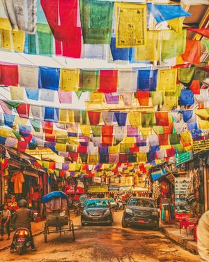 Streets of Thamel. #Mykindacity