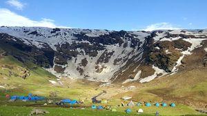 A trek to Bhrigu Lake
