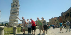 The Leaning Tower 1/1 by Tripoto