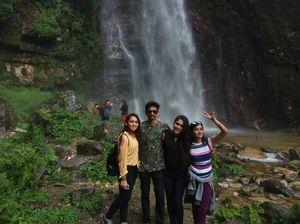 Chhoie Waterfall 1/13 by Tripoto