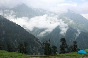 McLeod Ganj - Triund