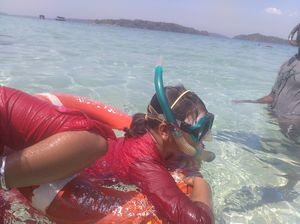 At The Age Of 11, I Did My First Snorkeling