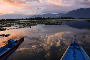 The land of ethereal dreams - Kashmir