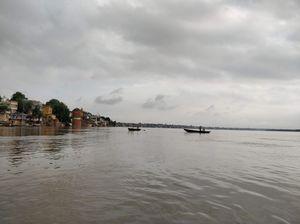 Varanasi: of  Ganga, ghats, glaze and gluttony