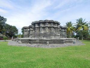 Halebidu Temple 1/undefined by Tripoto