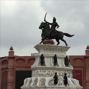 Sher-e-Punjab (Maharaj Ranjit Singh Statue) #Amritsar