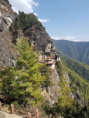 Hiker's guide to The Tiger's Nest Monastery