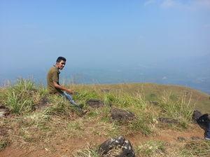 Trekking to Chembra Peak,Wayanad