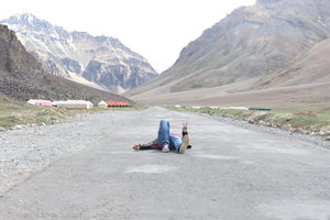 Ladakh with wife, a trip of my life