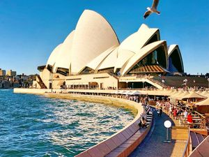A view of Sydney Opera House #BestTravelPictures @tripotocommunity