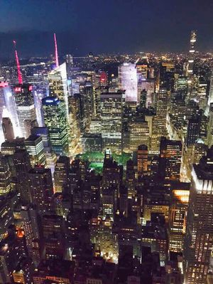 NewYork City from Empire State #BestTravelPictures @tripotocommunity