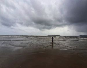 A monsoon rendezvous with Goa!