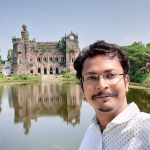 #selfiewithaview of 19th century Zamindar House. #tripotocommunity