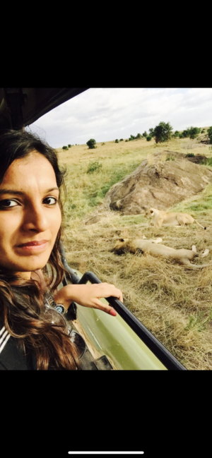 The one with the lion & lioness #Selfiewithaview #Tripotocommunity #Kenyaatitsbest #Wildselfie