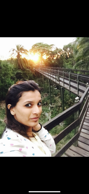 The one with the setting sun #Selfiewithaview #Tripotocommunity #Sunkissed #Bridgetothesun