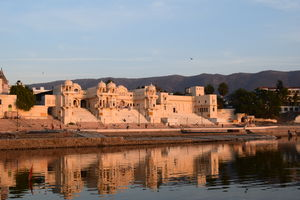 RAJasthan is the new winter getaway. Pushkar-jaisalmer-jodhpur(solo backpacking)