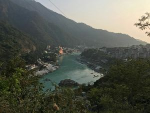 Rishikesh, the conventional destination that retained its charm
