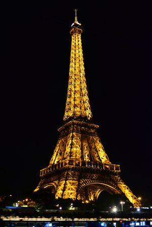 Paris by night #MyKindaCity#EiffelTower#Paris#France