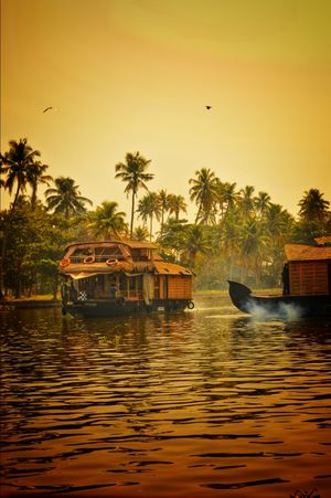 Alleppey -The Venice of the East