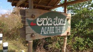 A Day Trip to Agadi Thota