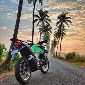 Exploring Goa on 2 wheels