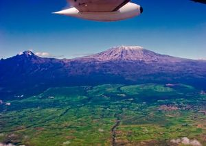 Mount Kilimanjaro is just so stunning - I love Tanzania