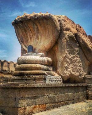 Veerbhadra Temple,Lepakshi