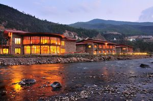 This Resort Nestled In Bhutan is Perfect For Romantic Couples!