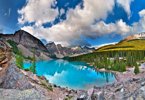 Top Most Beautiful Lakes in Canada