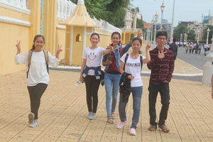 Which Place I spend a day in Phnom Penh capital city of Cambodia