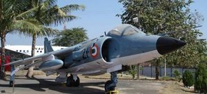 Naval Aviation Museum, Goa : Interesting but neglected place in Goa !!