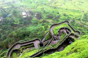 Lohagad - The Iron Fort : A beautiful fort in a beautiful location