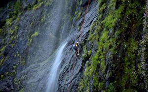 Kataldhar Waterfall Rappelling - An Adventure For Daring People